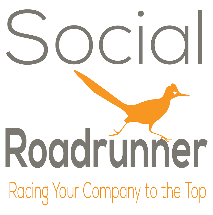 Social Roadrunner – Professional Online Marketing Logo