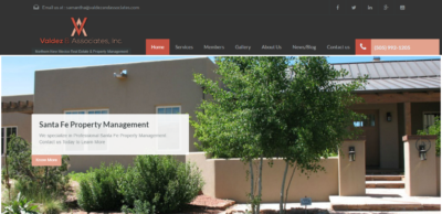 New Mexico Website design