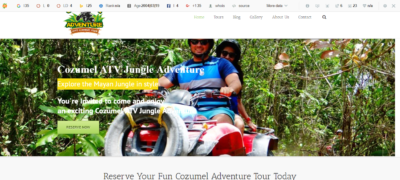 Cozumel atv tours